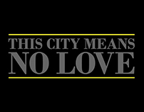 This city means no love - J.Viewz (Music Video Clip)