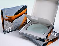 SB Signature Plate Box
