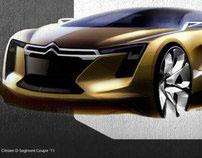 Citroen D-Segment Coupe