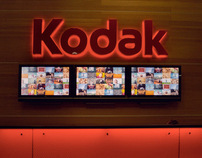 Kodak Video Wall