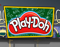 Play-Doh projects
