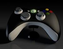 Xbox 360 Controller Animation