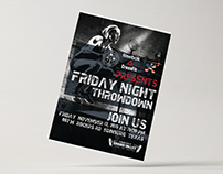 Flyer design - CrossFit
