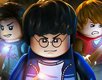 Lego Harry Potter years 5-7 Campaign