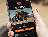 Harley Davidson app