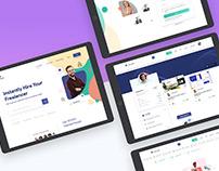 Mawahib | Freelancing B2B & B2C Platform