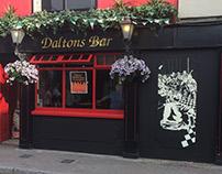 Daltons | Kinsale | Mural