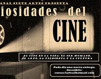 SIETE ARTES ENTRETENIMIENTO: Curiosidades del Cine