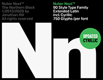 Nuber Next – Type Family