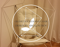 ''GEOMETRIC'' reading Chair