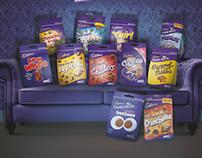 Cadbury Bite-size Range