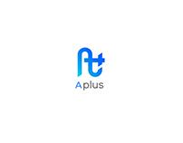 branding design for A Plus Media