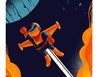Little Astronaut