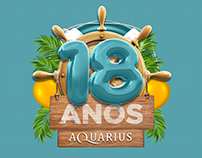 Aquarius Restaurante - 18 anos