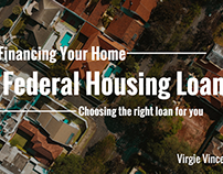 Financing Your Home: Federal Housing Loan