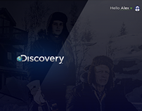 Discovery Channel - propuesta visual.