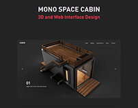the CABIN | Web | Mobile UI - UX