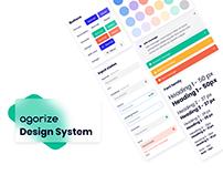 Agorize Design System