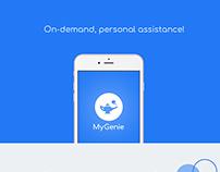 My Genie - Logistics App