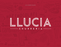 LLUCIA Branding and Identity