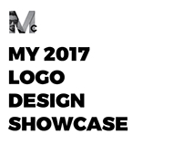 LOGO DESIGN SHOWCASE 2017