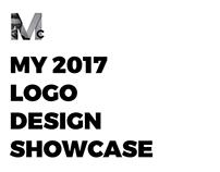 LOGO DESIGN SHOWCASE 2017
