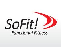 SoFit! Logo Design