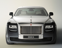Rolls Royce Extended Wheelbase