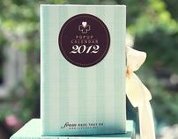 2012 Pop-up Calendar