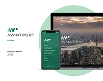 Avantport Consultancy Website