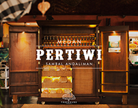 Medan Pertiwi's Natural Hot Sauce