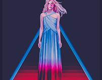 """""""The Neon Deon"""" - Alternative Poster II"""