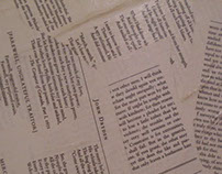 """No Hidden Messages"": Pages from a Poetry Textbook 2007"