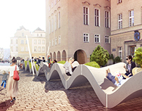 Opole concrete furniture competition