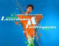 Mixtapecover - Lazerdance & Tieffrequenz