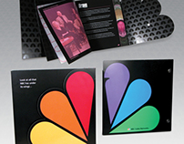 "NBCUniversal: ""Family Brochure"""