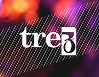 Trez Restaurante Logo&SocialMedia