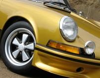 Vintage Porsche Restoration