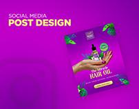 Social Media Post Design - Naturel