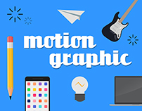 Motion Graphic | Portfolio Design