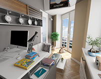 Private office - Interior Design