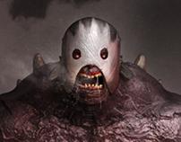 URUK - HAI / 3D Character design