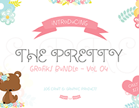 The PrettyGrafik Bundle - Vol. 04