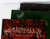 Redwall Dust Covers