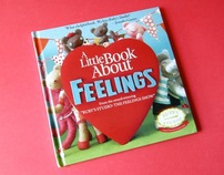 "Children's Book ""A Little Book About Feeling"""