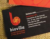Biovilla Identity and Branding