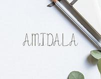 Amidala - Free Handwriting Script Demo Font
