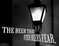 Guinness - The Beer That Other Beers Fear