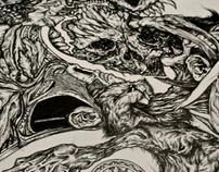 """Angry Beaver"" by Mutt (MMAV)"