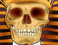 skull Pharaoh